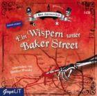 Bild: Buchcover Ben Aaronovitch, Ein Wispern unter Baker Street