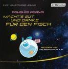 Bild: Buchcover Douglas Adams, Machts gut und danke für den Fisch
