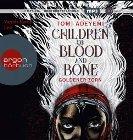 Bild: Buchcover Tomi Adeyemi, Children of Blood and Bone - Goldener Zorn