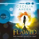 Bild: Buchcover Cecelia Ahern, Flawed - Wie perfekt willst du sein?