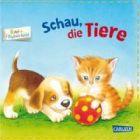 Bild: Buchcover Florian Ahle, Schau, die Tiere