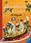 Bild: Buchcover Monika Arndt und, Ingmar Gregorzewski, Das Ravensburger Kochbuch für Kinder