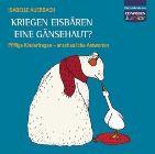 Bild: Cover Isabelle Auerbach, Kriegen Eisbären eine Gänsehaut