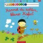 Bild: Buchcover Martina Badstuber, Kannst du zählen kleiner Käfer?