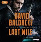 Bild: Buchcover David Baldacci, Last Mile