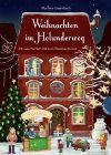 Bild: BuchcoverMartina Baumbach, Weihnachten im Holunderweg. 24 Geschichten bis zum Weihnachtsfest