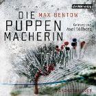 Bild: Cover Max Bentow, Die Puppenmacherin