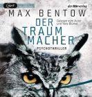 Bild: Buchcover Max Bentow, Der Traummacher