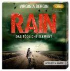 Bild: Buchcover Virginia Bergin, Rain - Das tödliche Element. Aus dem Englischen von Rainer Schmidt