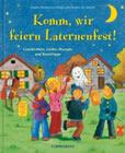 Bild: Buchcover Jessika Biesemann (Hg.), Komm, wir feiern Laternenfest!