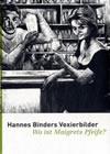 Bild: Buchcover Hannes Binder und Daniel Weber, Hannes Binders Vexierbilder. Wo ist Maigrets Pfeife?