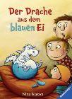 Bild: Buchcover Nina Blazon, Der Drache aus dem blauen Ei