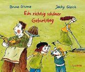 Bild: Buchcover Bruno Blume, Ein richtig schöner Geburtstag