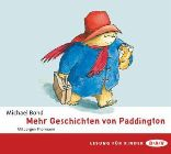 Bild: Cover Michael Bond, Mehr Geschichten von Paddington