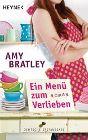 Bild: Buchcover Amy Bratley, Ein Menü zum Verlieben