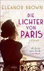 Bild: Buchcover Eleanor Brown, Die Lichter von Paris