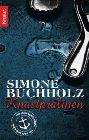 Bild: Buchcover Simone Buchholz, Knastpralinen. Ein Hamburg-Krimi