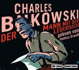 Bild: Cover Charles Bukowski, Der Mann mit der Ledertasche