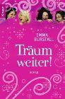 Bild: Buchcover Emma Burstall, Träum weiter!
