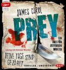 Bild: Buchcover James Carol, Prey - Deine Tage sind gezählt