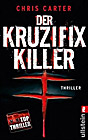 Bild: Buchcover Chris Carter, Der Kruzifix-Killer