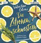Bild: Buchcover Valentina Cebeni, Die Zitronenschwestern