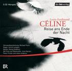 Bild: Cover Louis-Ferdinand Céline, Reise ans Ende der Nacht