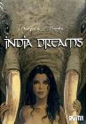 Bild: Buchcover Maryse Charles, India Dreams