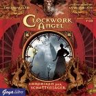 Bild: Cover Cassandra Clare, Chroniken der Schattenjäger - Clockwork Angel