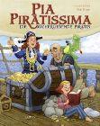 Bild: Buchcover Carrie Clickard, Pia Piratissima. Die bücherliebende Piratin