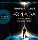 Bild: Buchcover Ernest Cline, Armada - Nur du kannst die Erde retten