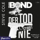 Bild: Buchcover Steve Cole, Young Bond - Der Tod stirbt nie