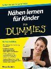 Bild: Buchcover Petra Daniels, Nähen lernen für Kinder für Dummies
