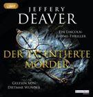 Bild: Buchcover Jeffery Deaver, Der talentierte Mörder. Ein Lincoln-Rhyme-Thriller