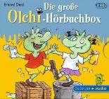 Bild: Cover Erhard Dietl, Die große Olchi-Hörbuchbox
