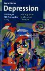 Bild: Buchcover Pierre Dinner, Depression - 100 Fragen, 100 Antworten. Hintergründe, Erscheinung, Therapie
