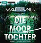 Bild: Buchcover Karen Dionne, Die Moortochter