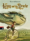 Bild: Buchcover Tony DiTerlizzi, Kenny und der Drache