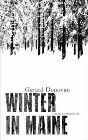 Bild: Buchcover Gerard Donovan, Winter in Maine