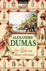 Bild: Buchcover Alexandre Dumas, Der Graf von Sainte-Hermine