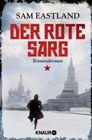 Bild: Buchcover Sam Eastland, Der rote Sarg