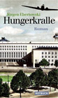 Bild: Buchcover Jürgen Ebertowski, Hungerkralle