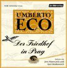 Bild: Cover Umberto Eco, Der Friedhof in Prag