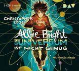 Bild: Buchcover Christopher Edge, Albie Bright - Ein Universum ist nicht genug