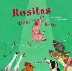 Bild: Buchcover Brigitte Endres, Rositas große Reise