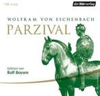 Bild: Cover Wolfram von Eschenbach, Parzival
