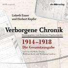 Bild: Buchcover Lisbeth Exner, Herbert Kapfer, Verborgene Chronik 1914-1918. Die Gesamtausgabe