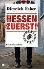 Bild: Buchcover Dietrich Faber, Hessen zuerst!
