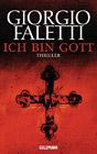 Bild: Buchcover Giorgio Faletti, Ich bin Gott