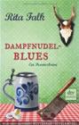 Bild: Buchcover Rita Falk, Dampfnudelblues. Ein Provinzkrimi
